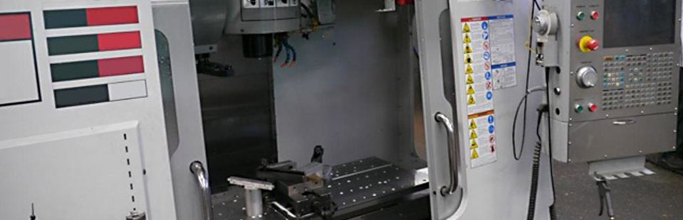 Cambrian CNC machining capabilities