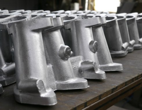 Cambrian foundry casting production line