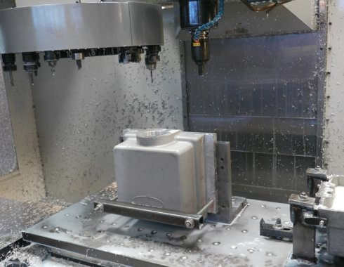 Cambrian offer CNC machining capabilities